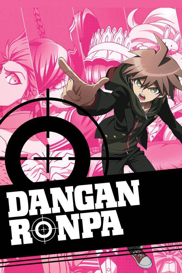 Danganronpa The Animation