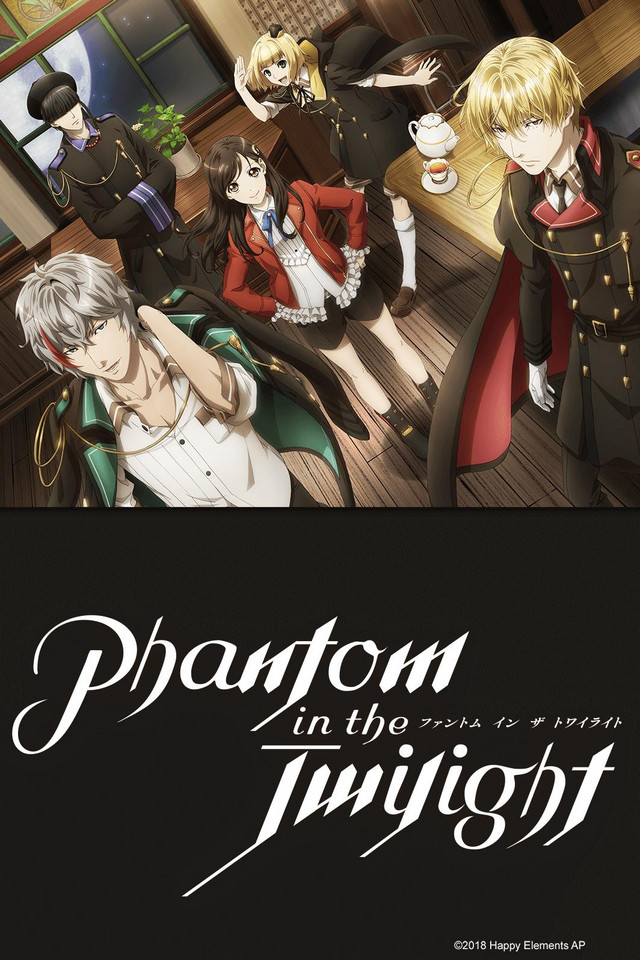 Phantom in the Twilight