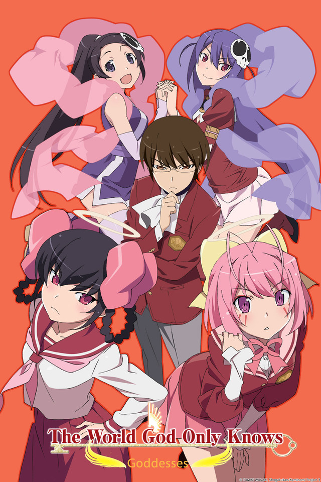 The World God Only Knows: Goddess Saga